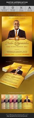 pastor appreciation church flyer by ponda graphicriver pastor appreciation church flyer church flyers