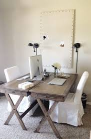 chic double office desk luxury home interior design ideas amusing double office desk