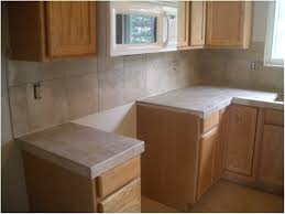 Granite Tile Kitchen Kitchen Tile Kitchen Countertops Diy Image Of Subway Tile