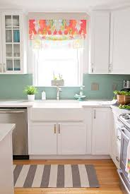 kitchen colors images: i am feeling super inspired todaythis has to be one of my favorite kitchens ever the bright and cheery space belongs to hayley crouse of welcome to the