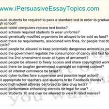 college essays application good process essay topics how something  good essay topics for high school persuasive