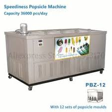 Commercial Popsicle Machine Stainless Steel Ice Lolly Maker ...
