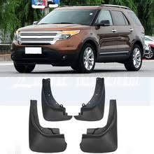Для <b>Ford Explorer</b> 2011-2018 <b>Брызговики</b> передние и задние ...