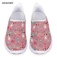 INSTANTARTS/<b>Женская</b> обувь на плоской подошве с рисунком ...