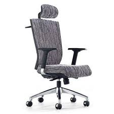 household computer breathable white swivel ergonomic full fabric office chair with adjustable height black fabric plastic mesh ergonomic office
