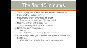 apush review dbq writing tips apush review dbq writing tips