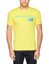 New Balance Men's <b>Nb Athletics Main</b> Logo Tee - Buy Online in Fiji ...