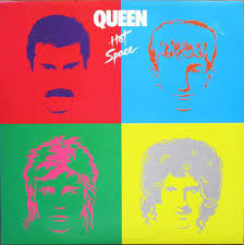 <b>Queen</b> - <b>Hot</b> Space | Releases, Reviews, Credits | Discogs