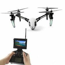 <b>WLtoys Q333-A</b> + FPV Camera - DJI Inspire Style RC Control ...