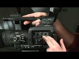 Quick Guide to Panasonic AG-<b>HPX171</b> - YouTube