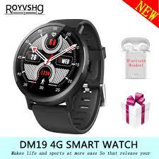<b>DM19 Smart Watch</b> Android phone 900Mah 8MP Camera GPS ...