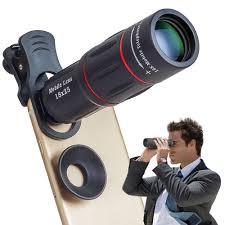 <b>TOKOHANSUN</b> Universal 18 Monocular <b>Zoom</b> HD Optical <b>Cell</b> ...