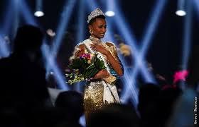 "Титул ""<b>Мисс Вселенная""</b> получила представительница ЮАР"