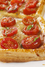 best ideas about kosher pizzas tacos paris cafe flaky tomato and mozzarella tart recipe made puff pastry
