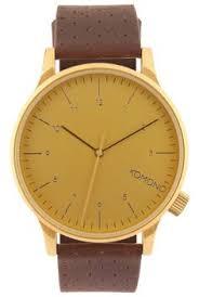 <b>KOMONO</b> Magnus in Black/ Gold - <b>Watches</b> | for the fellas