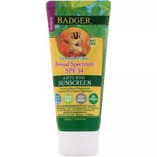 Badger Company Insect Repellent <b>Anti</b>-<b>Bug Sunscreen</b>