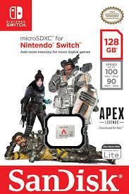 Western Digital выпускает <b>карту памяти SanDisk</b> Apex Legends ...