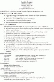 resume examples for teenagers   best resume sampleresume samples for teenagers