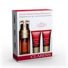 Купить CLARINS <b>Набор</b> Clarins <b>Double</b> Serum+ <b>Multi</b>-<b>Intensive</b> в ...