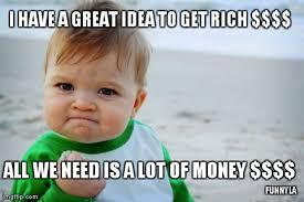 Getting Rich Formula $$$$ - Imgflip via Relatably.com