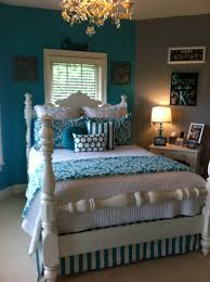 Turquoise Bedroom Bedroom Cottage Bedroom With Turquoise Accents Airmaxtn