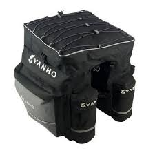 yanho mountain road <b>bike 43l</b> seat <b>bag</b> 600d oxford cloth 3 in1 ...