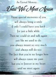 Memorial Quotes on Pinterest | Remembrance Quotes, In Memory ... via Relatably.com