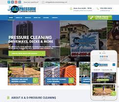 ww web design studios web designer marketing pros website design studios pressure cleaning website design