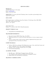resume format for m s c physics resume curriculum vitae help my blog