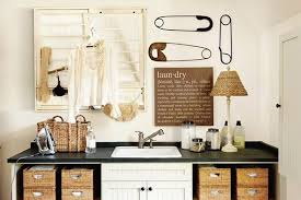the organized diy laundry room_thechicybeast26 chic laundry room