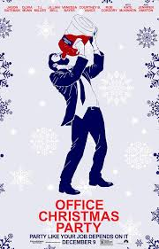 office christmas party 2016 poster 1 trailer addict office christmas party poster 12