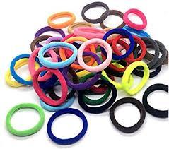 Women's Accessories <b>50Pcs</b> Women Hair <b>Band</b> Ties <b>Elastic Rope</b> ...