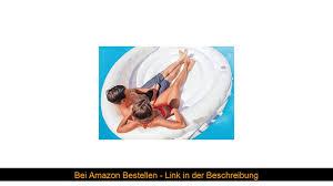 <b>Intex 58292EU</b> - Aufblasbare Lounge, Liegeinsel <b>Canopy Island</b>, 78 ...