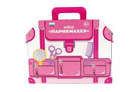 <b>Игровой набор ПЛАСТМАСТЕР Парикмахер</b> - 22146 | детские ...