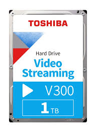 Buy <b>Toshiba V300</b> 1TB <b>Video Streaming</b> HDD (HDWU110UZSVA)