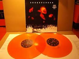 <b>SOUNDGARDEN SUPERUNKNOWN 2</b> X ORANGE VINYL LP 1994 ...