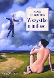 Image result for Wszystko o miłości alain de botton