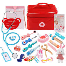 Baby <b>Wooden Pretend</b> Play Doctor Educationa Toys for <b>Children</b> ...
