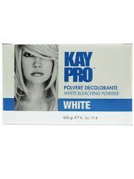 <b>Обесцвечивающий порошок белый</b>, 500 гр KayPro 5335976 в ...