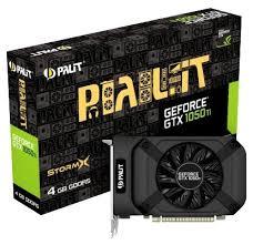 <b>Видеокарта Palit GeForce GTX</b> 1050 Ti 1290MHz PCI-E 3.0 ...