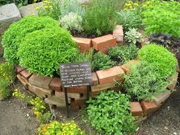 Kitchen Herb Garden Design Herbs Garden Ideas