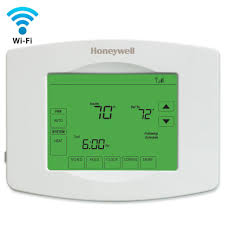 honeywell thermostats wi fi programmable touchscreen thermostat app