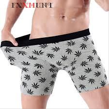 Men <b>Boxer Long Underwear</b> Cotton Ethika Male <b>Boxer Shorts</b> ...