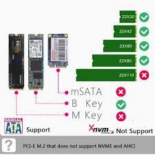<b>Металлический Чехол</b> B + M <b>Key</b> M.2 NGFF SSD To 2,5 SATA 6 ГБ ...