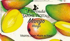 """FLORINDA <b>мыло</b> """"Ароматы Тропиков"""" Mango / Манго 100 g"""