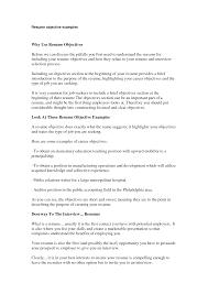 cover letter general objectives for resumes general labor cover letter general objectives for resume job objective exles resumes to general partner real estate resumegeneral