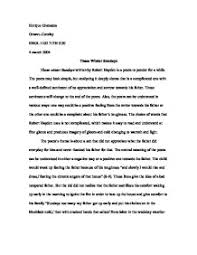 those winter sundays written by robert hayden   gcse english  page  zoom in