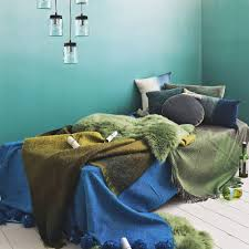 Turquoise Bedroom Bedroom Colour Schemes Ideal Home