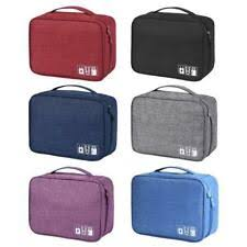 <b>Cable Storage</b> in Home <b>Storage</b> Bags for sale | eBay