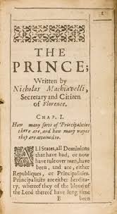 17 best ideas about niccolo machiavelli the prince philosophy must the prince by niccolò machiavelli